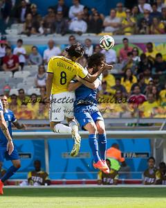 Abel Aguilar, Giorgos Samaras