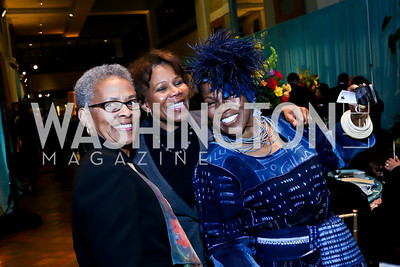 Photo by Tony Powell. From Oman to East Africa Dinner. Museum of African Art. April 16, 2014