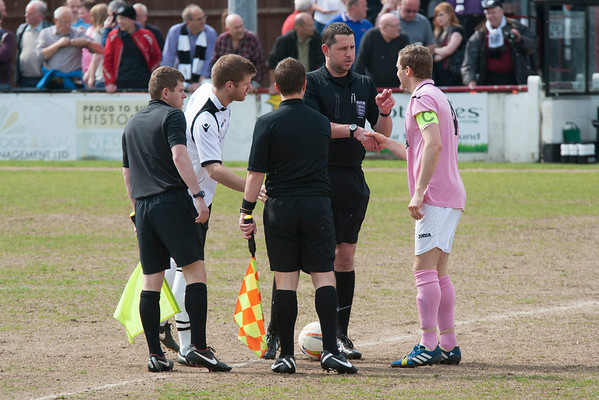 Corby Town (h) 21/4/14