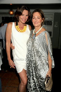 Countess Luann de Lesseps and friend from France photo by Rob Rich/SocietyAllure.com © 2014 robwayne1@aol.com 516-676-3939