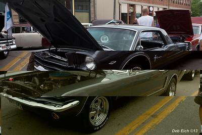 Cruiser Car Show Downtown Rapid City SD June - Sd car show