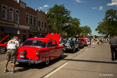 Cruiser Car Show, Dowtnown, Rapid City, SD July 2015