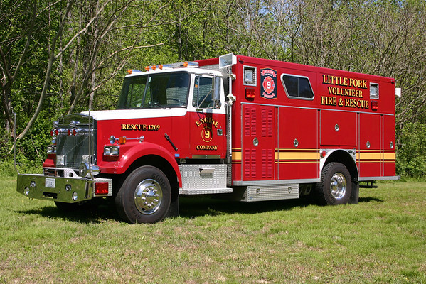 Company 9 - Little Fork Fire & Rescue Department