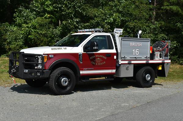 Company 16 - Reva Fire & Rescue Department