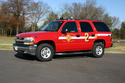 Response 12 is this 2004 Chevrolet Tahoe.  ex-Buckhall VFD, Prince William County.