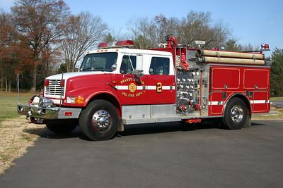 Wagon 2 is this 1992 International/Pierce, 1250/750/40.
