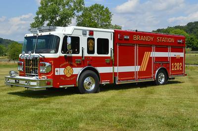 Rescue 1202 is this 2014 Spartan/SVI, 250/300/40, sn-877.