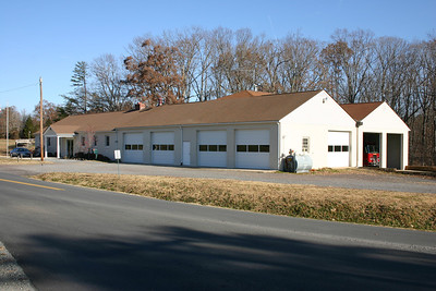 Richardsville Fire and Rescue - Culpeper County Station 6.
