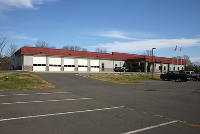 Salem Fire and Rescue Department - Culpeper County Station 8.