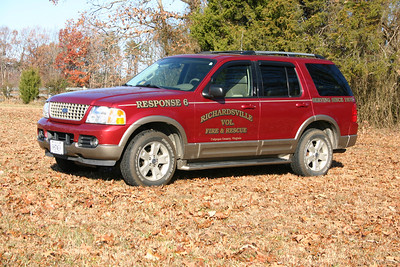Response 6 is a 2003 Ford Explorer.