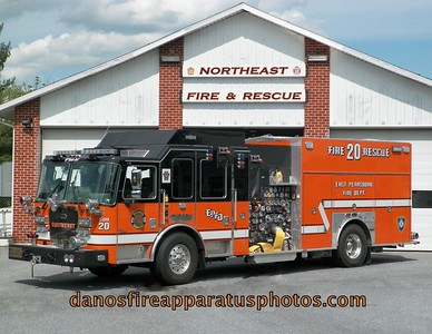 NORTHEAST FIRE  & RESCUE EAST PENNSBORO TWP.