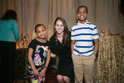 Nyree Crowell, Lauryn Kalbermatten-Goldberg, Farrell Crowell. Photo by Alfredo Flores. DC-CAPital Stars Talent Competition. The John F. Kennedy Center for the Performing Arts. February 25, 2014.