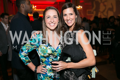Kathryn Delli-Colli, Catherine Matthews. Photo by Alfredo Flores. DC-CAPital Stars Talent Competition. The John F. Kennedy Center for the Performing Arts. February 25, 2014.