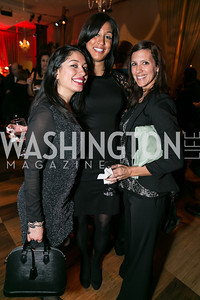 Khaleelah Porome, Litonya Livingston, Catherine Matthews. Photo by Alfredo Flores. DC-CAPital Stars Talent Competition. The John F. Kennedy Center for the Performing Arts. February 25, 2014.