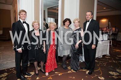 Cornelius David, Liz Onesty, Ellen Coakley, Karyn Berne, Karen Arledge, Patrick Berne