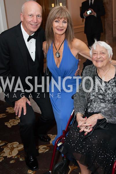 Jeff Steffanina, Debbie Tuttle, Virginia Karl