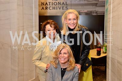 Frances Anne Hardin, Susan Steele, Cynthia Steele Vance