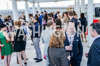 DC Vote hosts the First Annual, Three Star Ball.  National Association of Realtors Building Rooftop, May 22, 2014.  Photo by  Ben Droz.