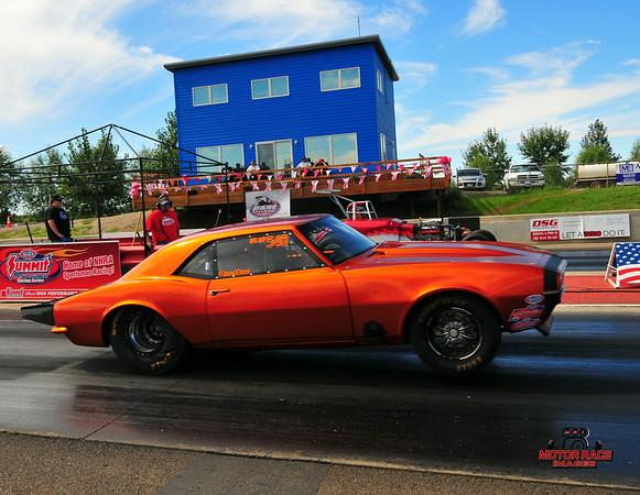 Dan Mohr, 2014 Oahe Speedway Coca Cola Super Pro Champiom