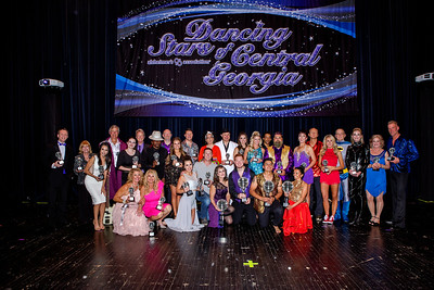 2018 Dancing Stars of Central Georgia