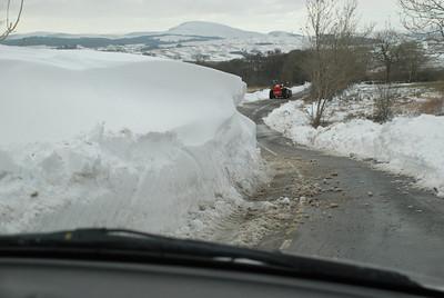 March/April 2013. Between Moniave and Castle Douglas.
