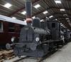 Danish State Rlys (DSB) No 363, Randers, Mon 1 September 2014.  Class Hs-I 0-4-0WT built by Hartmann (1539 / 1888) for the Zealand Rly.  Sixteen were built 1873 - 1893.