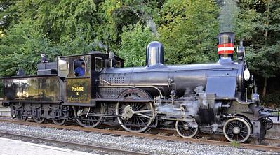 Danish steam survivors