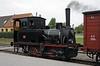East Zealand Rly (OSJS) No 2 Kjoce, Maribo, Sat 30 August 2014 - 1100.  0-6-0WT built in Munich by Krauss (761 / 1879).
