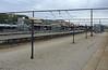 Roskilde station, Sat 30 August 2014 - 1931.  Looking east, towards Copenhagen.