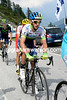 1st year pro Adam Yates has been dropped - but he will move into the top-ten overall..!
