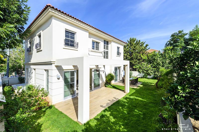 צילום אדריכלות: בית ברעננה, אדריכלות: דויד קוהן