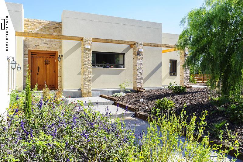 צילום אדריכלות: בתים בסלעית. אדריכלות: דויד קוהן