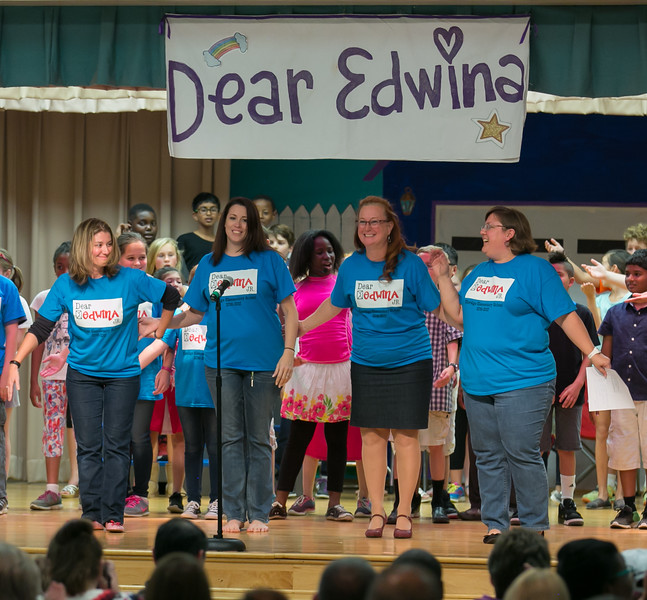2016 Elkridge Elementary Dear Edwina Jr. November 16-17, 2016