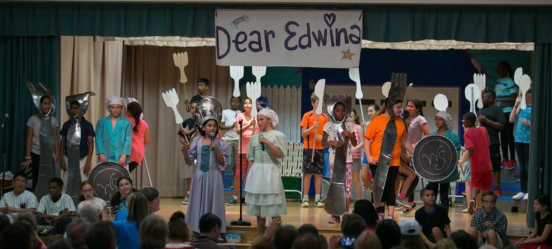 2016 Elkridge Elementary Dear Edwina Jr. November 16-17, 2016