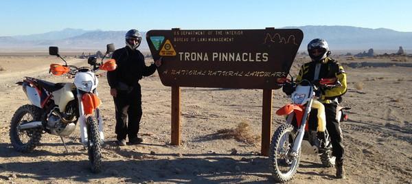 Death Valley Dual Sport Ride October 2013