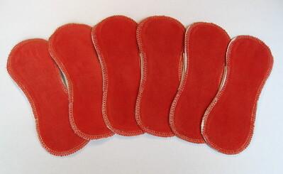 ONE 7inch TinyLiner - organic cotton velour