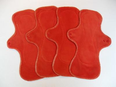 ONE UltiMini Pad - organic cotton velour