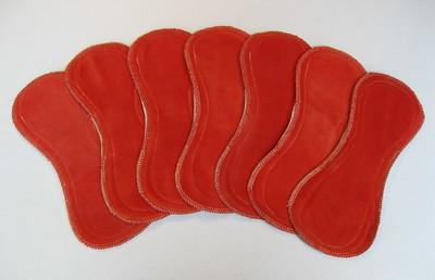 ONE Ultimate Regular Flow Pad - organic cotton velour