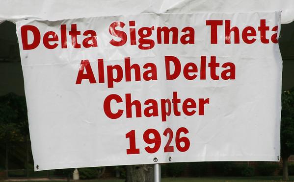 Delta Sigma Theta Monument Dedication (2013)