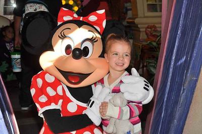 Denai - 3 Years - Disneyland 12/12/13