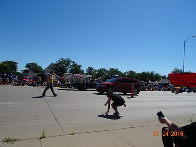 2016 Fort Pierre 4th of July Parade