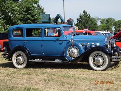 Hedahl's Auto Plus Care Show - Redfield, SD