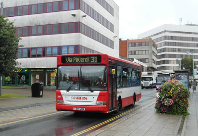 201 - X201CDV - Plymouth (Mayflower St) - 29.7.13