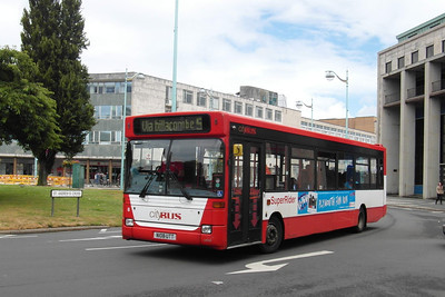 8 - N108UTT - Plymouth (St Andrew's Cross) - 29.7.13