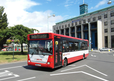 9 - N109UTT - Plymouth (St Andrew's Cross) - 29.7.13