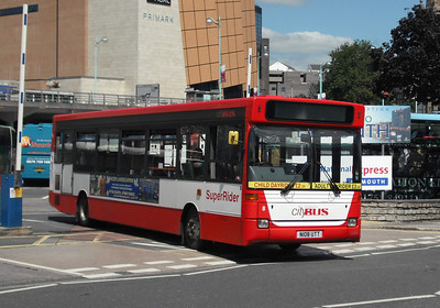 8 - N108UTT - Plymouth (Brentonside bus station) - 11.8.09