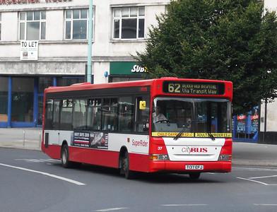 37 - T137EFJ - Plymouth (Derry's Cross) - 10.8.09