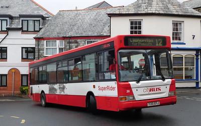 30 - T130EFJ - Launceston (Westgate St)