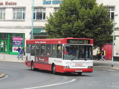 13 - R113OFJ - Plymouth (Derry's Cross) - 29.7.13