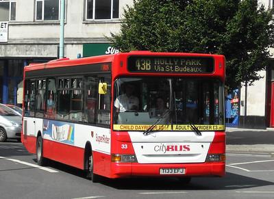 33 - T133EFJ - Plymouth (Derry's Cross) - 10.8.09